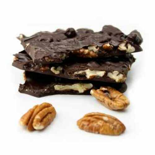 Chocolate Barks (Pecan or Almond)