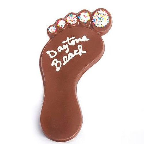 Chocolate Foot