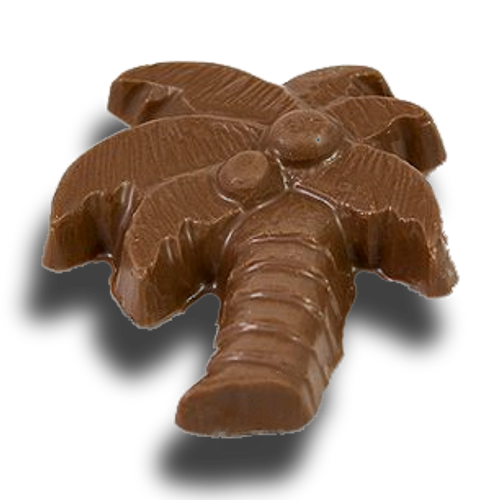 Chocolate Palm Tree