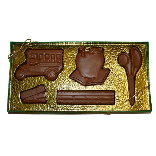 Chocolate School Set