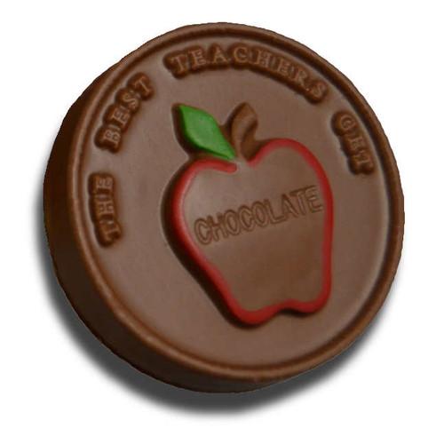 The Best Teachers Get Chocolate