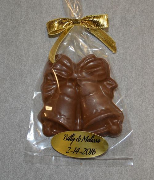 Chocolate Wedding Bells