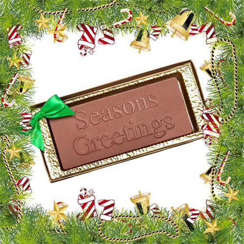 Chocolate Seasons Greetings!