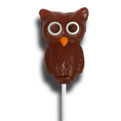 Chocolate Owl Pop