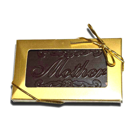 """Small """"Mother"""" Chocolate Bar"""