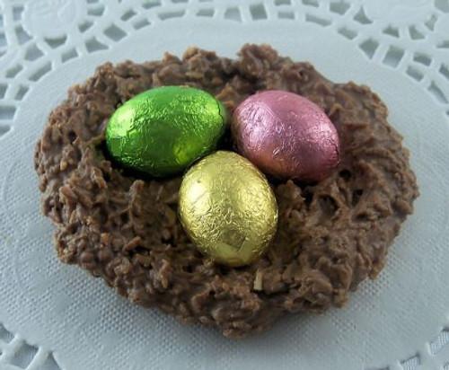 Chocolate Bunny Nest