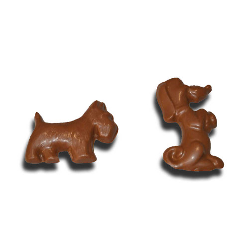 Chocolate Dog Molds