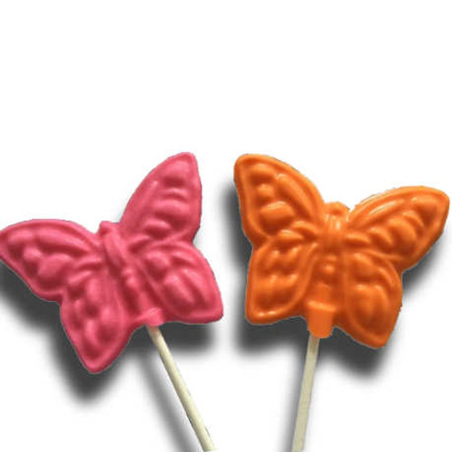 Chocolate Larger Butterfly