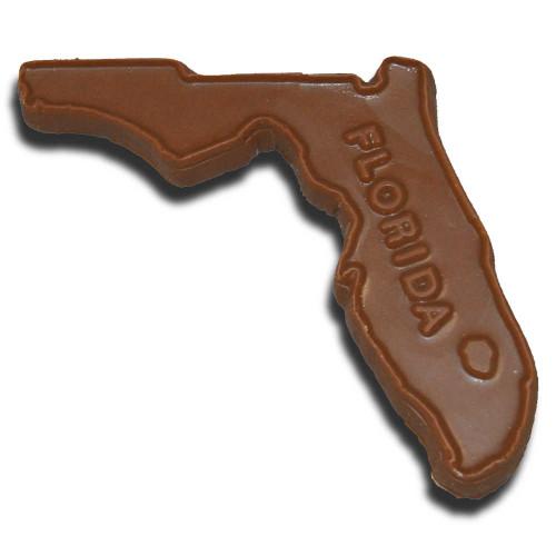 Chocolate Florida Printed