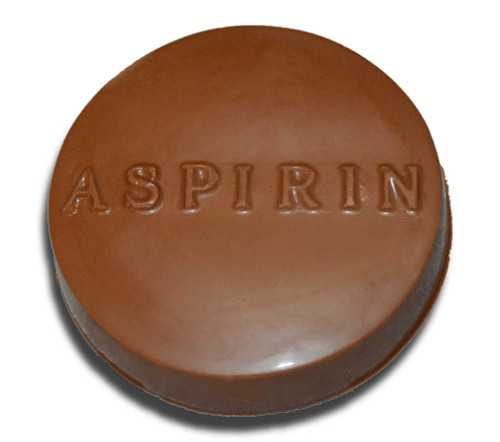 Chocolate Large Aspirin