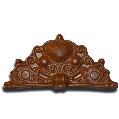 Chocolate Princess Tiara
