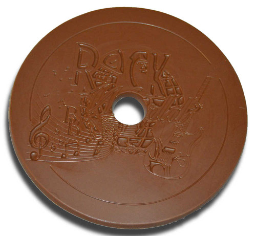 Chocolate Rock CD