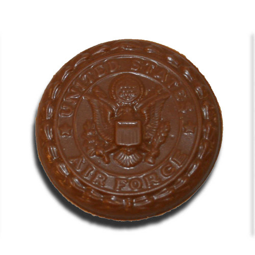 Chocolate Air Force Seal