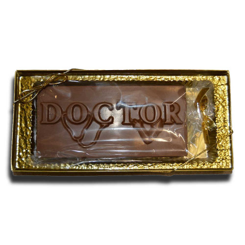 Large Chocolate Doctor Bar