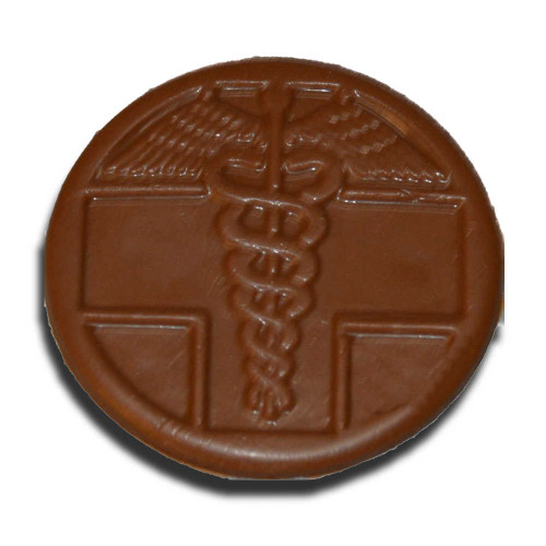 Chocolate Medical Symbol
