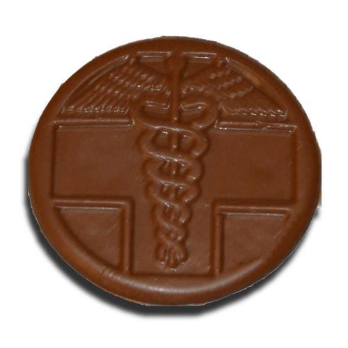 Chocolate Medical Symbol