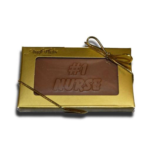 #1 Nurse Chocolate Bar