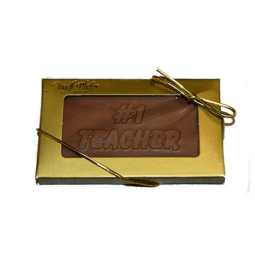 Teacher Chocolate Business Card