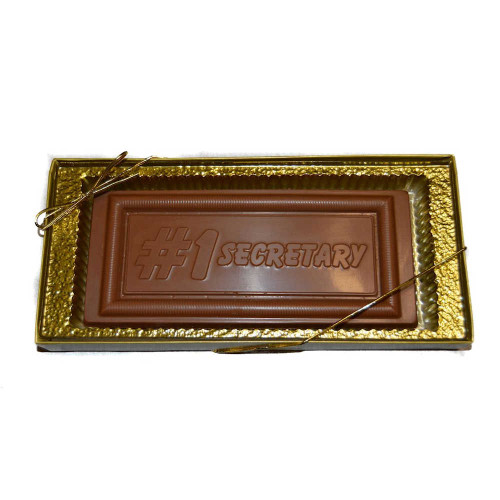 Chocolate Number 1 Secretary