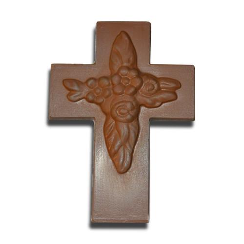 Chocolate Medium Cross