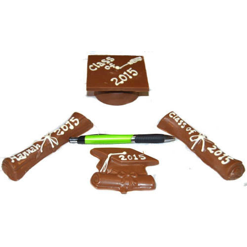 Chocolate Graduation Molds