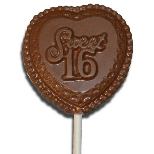 Chocolate Sweet 16