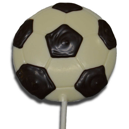 Chocolate Soccer Ball (Small)