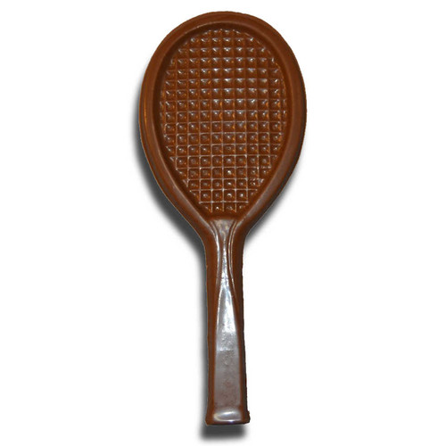 Chocolate Tennis Racket