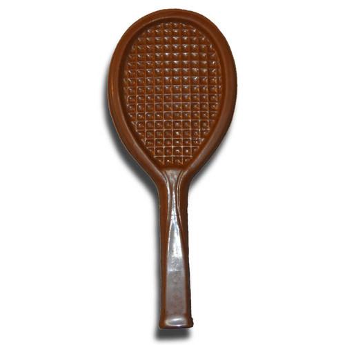 Chocolate Tennis Racket