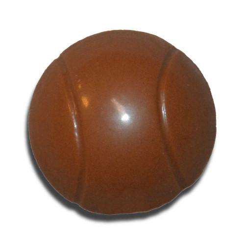 Chocolate Tennis Ball