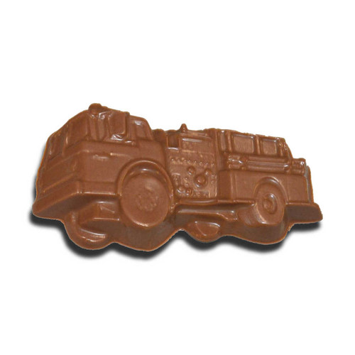 Chocolate Firetruck Mold