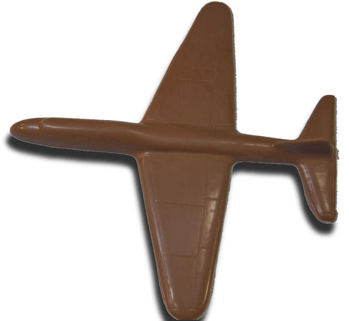 Chocolate Large Lear Jet