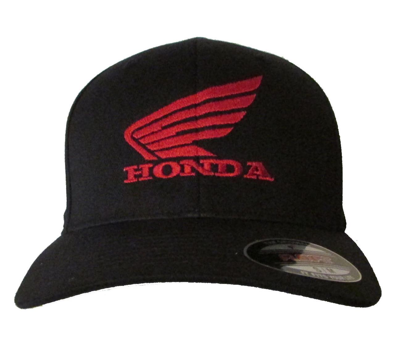 24e74d68623 Honda Logo Ver 1 Embroidered Baseball Hat - Cap (Auto Maker Car ...