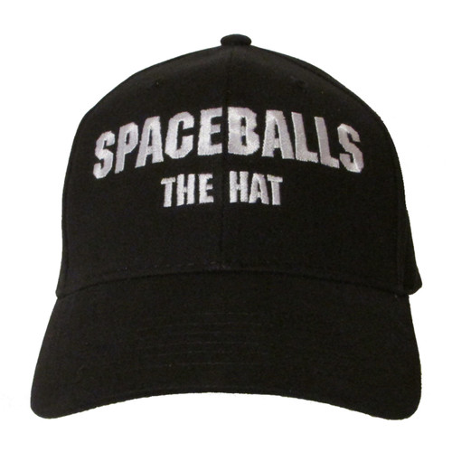 Spaceballs - The Hat - Embroidered Baseball Hat - Cap