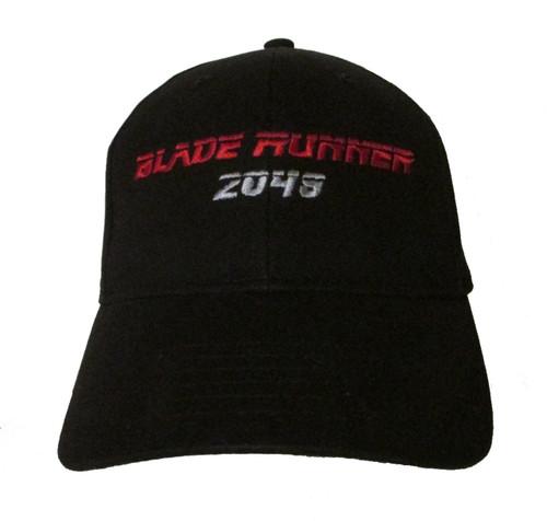 Blade Runner 2049 Logo Embroidered Baseball Hat - Cap (Ryan Gosling - Harrison Ford as Rick Deckard)