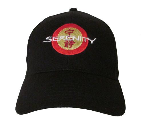 Serenity (Firefly) Logo Embroidered Baseball Hat - Cap