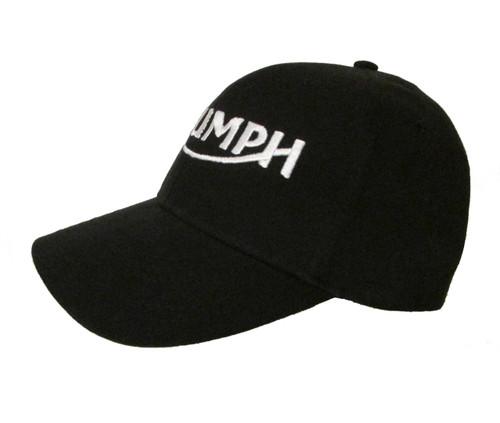 0e2a7587ff5 ... Triumph Motorcycle Logo Ver 2 Embroidered Baseball Hat - Cap ...