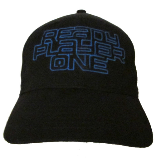 Ready Player One Logo #1 Logo Embroidered Baseball Hat - Cap