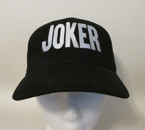 Joker Movie Logo - Joaquin Phoenix (Arthur Fleck) Embroidered Baseball Hat - Cap