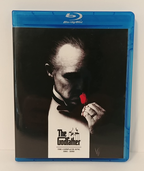 The Godfather - The Complete Epic 1901-1959 Blu-ray
