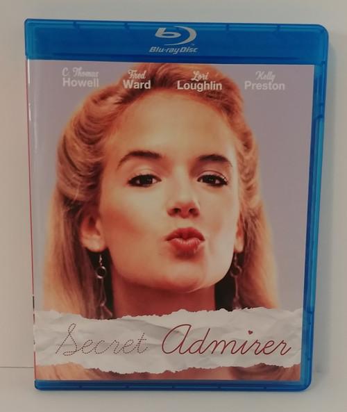 Secret Admirer (1985) Blu-ray Starring C. Thomas Howell, Lori Loughlin & Kelly Preston