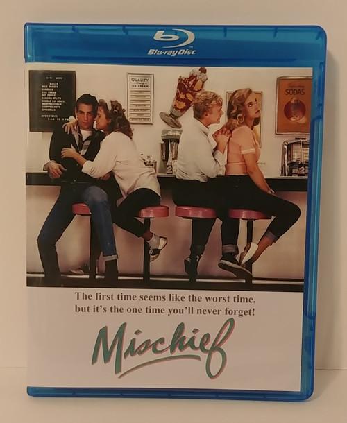 Mischief (1985) Blu-ray Starring Doug McKeon, Catherine Mary Stewart & Kelly Preston