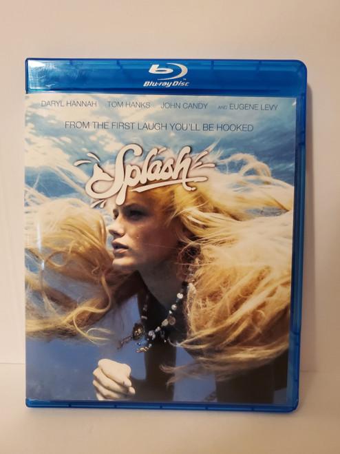 Splash (1984) Blu-ray Starring: Daryl Hannah, Tom Hanks, John Candy, Eugene Levy