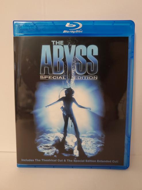 The Abyss (1989 & 1992) Special Edition Blu-ray Starring: Ed Harris, Mary Elizabeth Mastrantonio, Michael Biehn