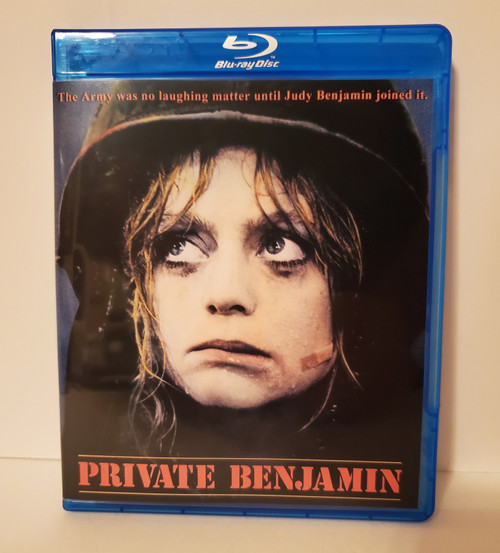 Private Benjamin (1980) Blu-ray Starring: Goldie Hawn, Eileen Brennan, Armand Assante, Harry Dean Stanton, Albert Brooks