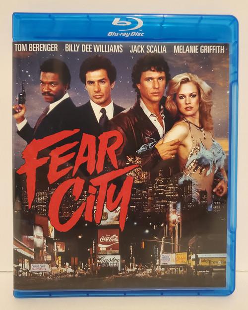 Fear City (1984) Blu-ray Starring: Tom Berenger, Billy Dee Williams, Jack Scalia, Melanie Griffith