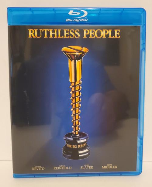 Ruthless People (1986) Blu-ray Starring: Danny DeVito, Judge Reinhold, Helen Slater, Bette Midler