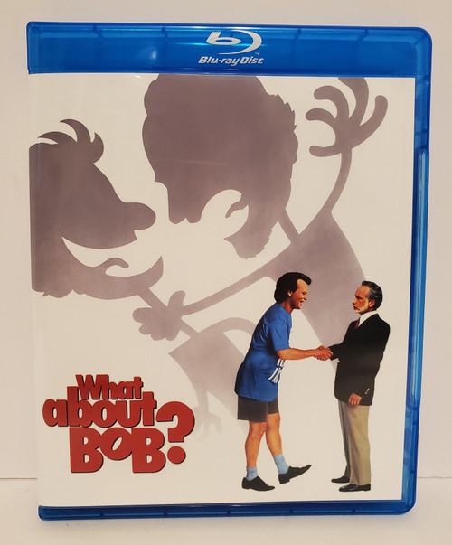What About Bob? (1991) Blu-ray Starring: Bill Murray, Richard Dreyfuss, Julie Hagerty, Charlie Korsmo