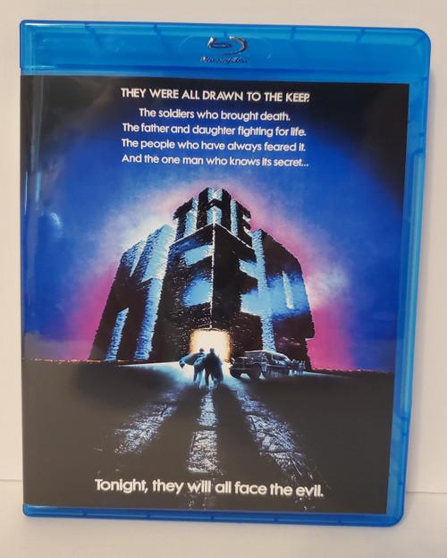 Michael Mann's The Keep - Special Edition (1983) Blu-ray Starring: Scott Glenn, Gabriel Byrne, Ian McKellen, Alberta Watson, Jürgen Prochnow