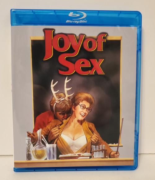 Joy of Sex (1984) Blu-ray Starring: Michelle Meyrick, Coleen Camp, Ernie Hudson, Christopher Lloyd